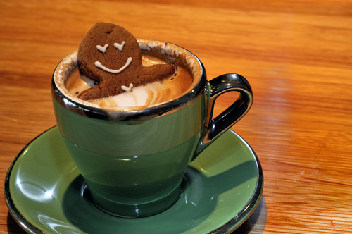 cute-food-gingerbread-coffee