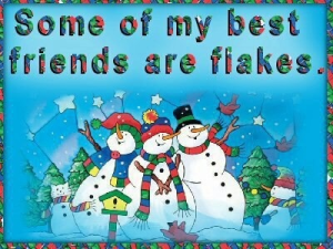 friends are flakes
