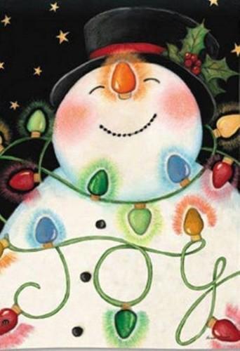 snowman big