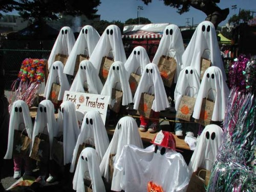 ghost conventions