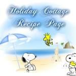 Holiday Cottage Page